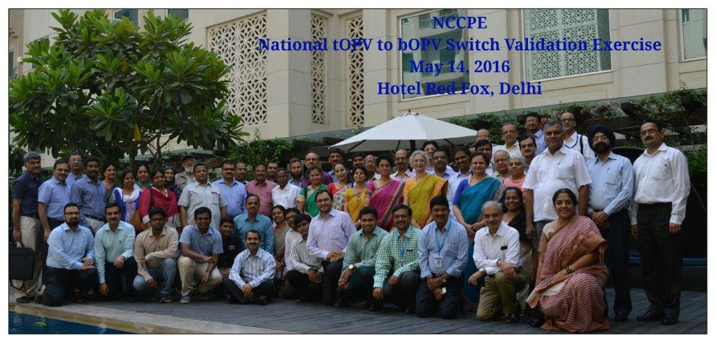 NCCPE Switch Validation Workshop Delhi 14052016
